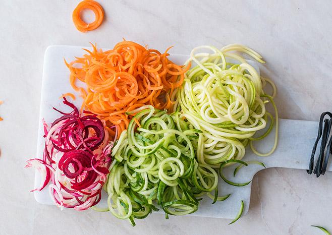 4 Creative Ways to Eat More Veggies