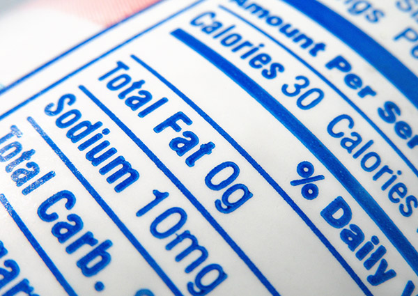 Cutting Down on Sodium: Quick Tips