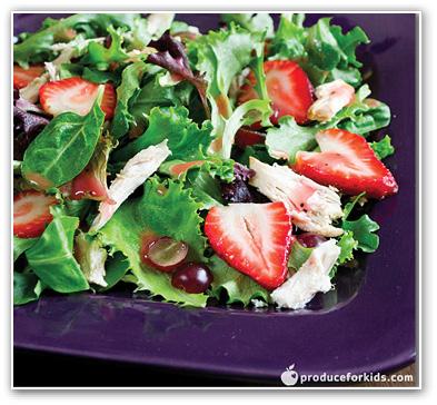 Easy Summer Salad