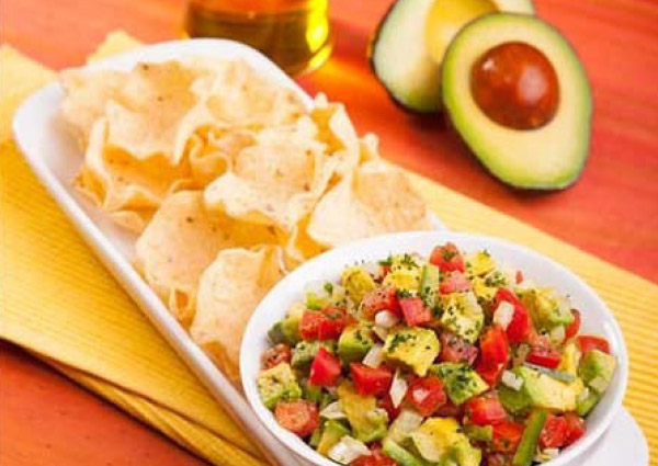 Big Game Avocado Salsa