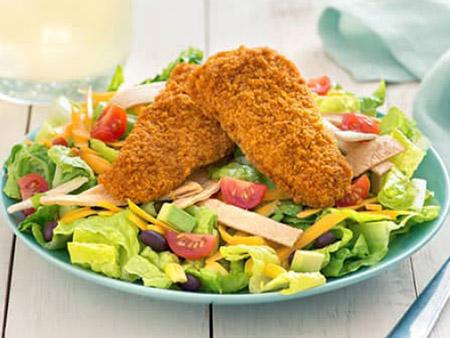 Smart Fillet Taco Salad