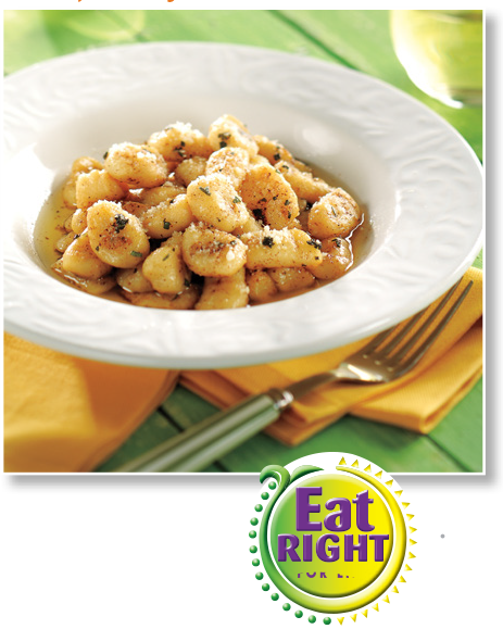 Shortcut Gnocchi with Brown Butter & Sage