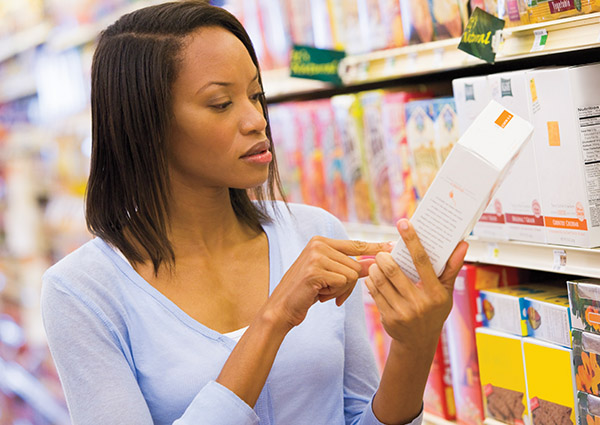 Deciphering Nutrition Labels: Just the Facts<br />