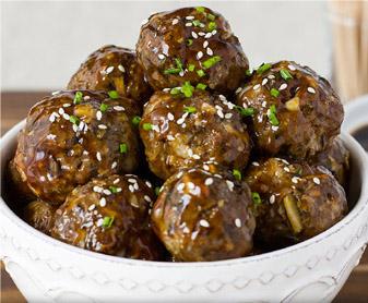 Blended Meatballs