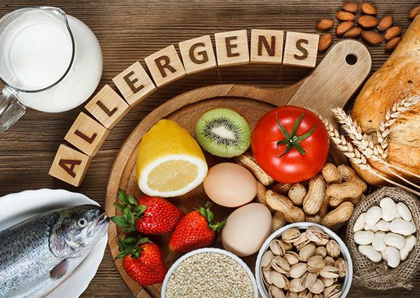 Focus On: Food Allergies<br />