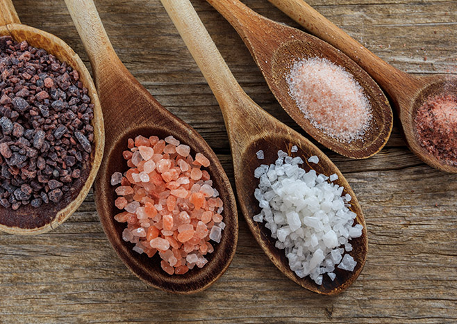 Food Focus: Salt