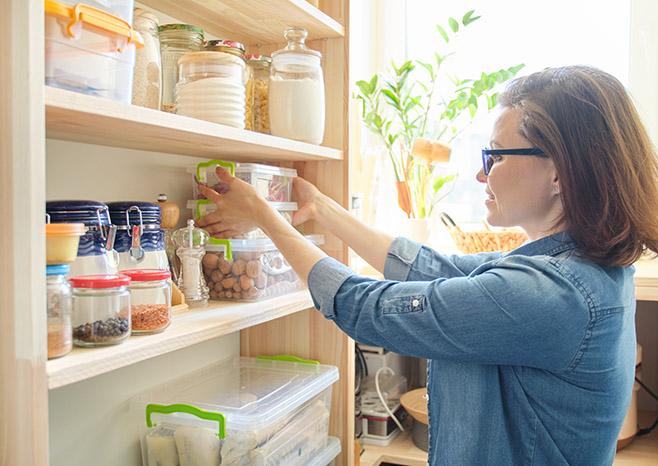 Healthy Pantry Essentials