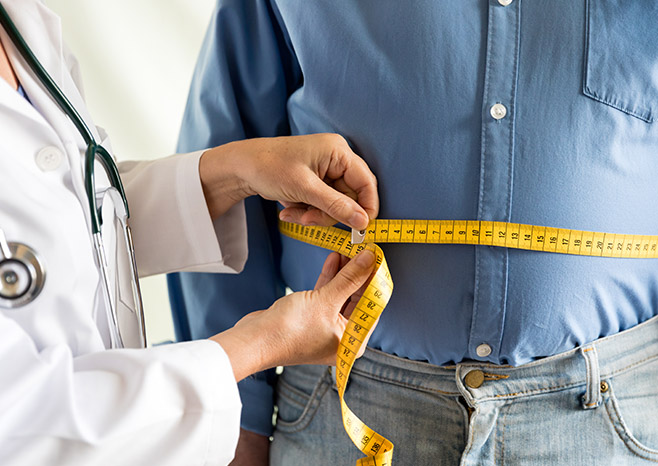 Obesity: Risks of Being Overweight