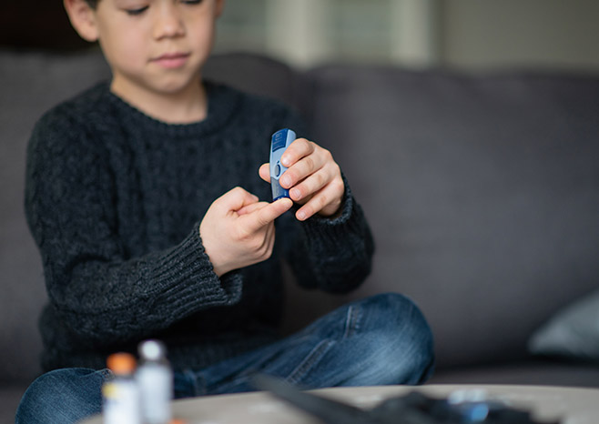 Tips for Treating Children with Diabetes