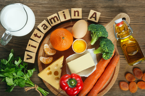 Spotlight on Vitamin A!