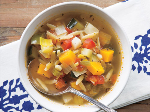 Vegetable Bounty Soup