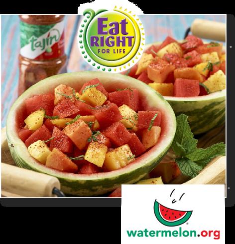 Tajin Fruit Salad