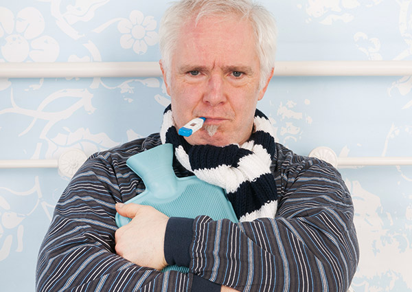 Diabetes, Flu & You<br />