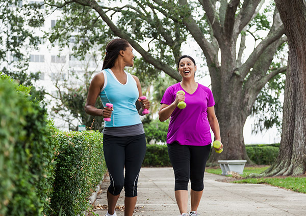 Easing Back Into Outdoor Exercise<br />