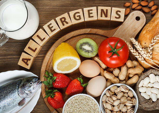 How to Approach Food Allergies at School