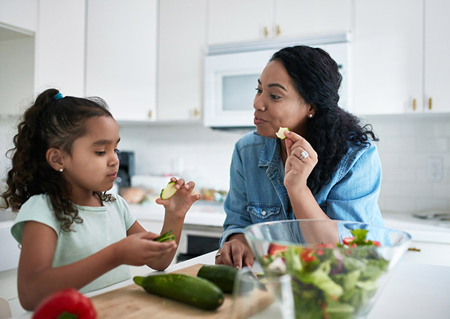Nutrition Tips for Growing Kids