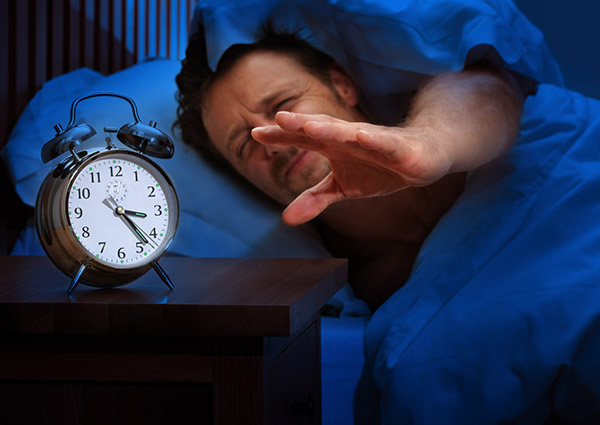 Sleep Deprivation and Diabetes<br />
