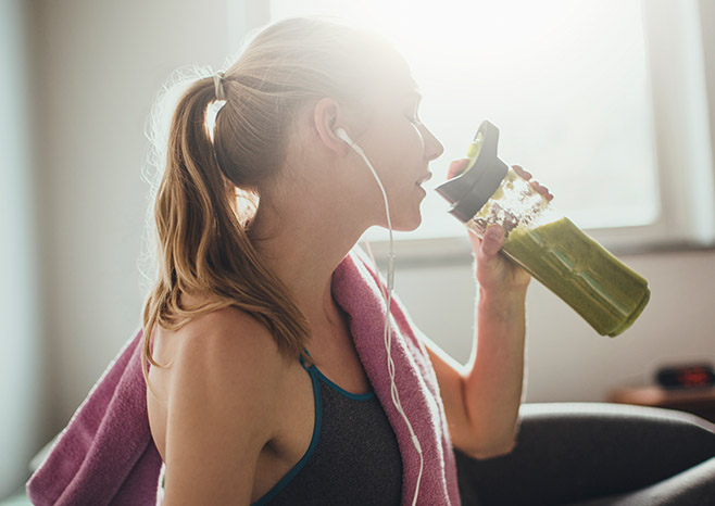 Top Pre- and Post-Workout Drinks