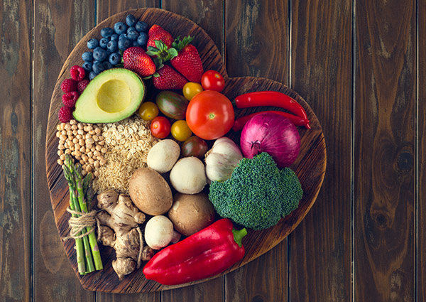 What Does Heart-Healthy Eating Consist Of?<br />