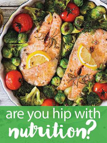 Are you hip with Nutrition